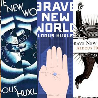 Admirável Mundo Novo de Aldous Huxley e alguns filmes