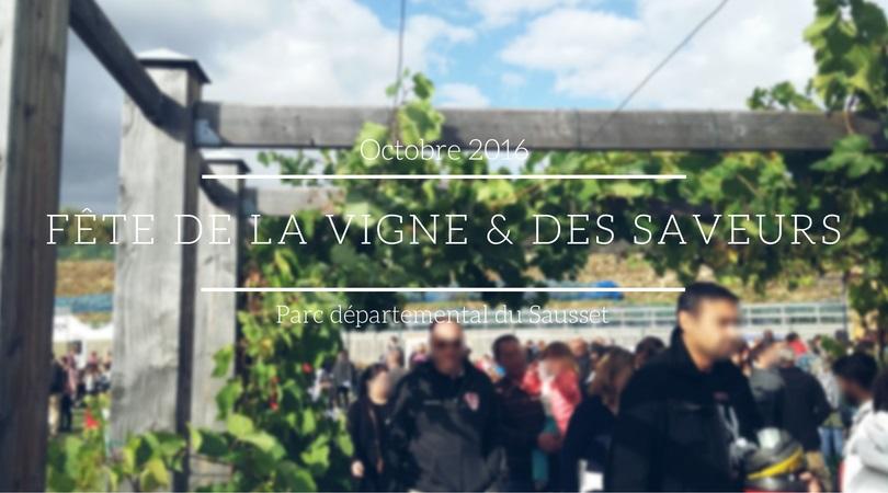 Fête de la vigne et des saveurs