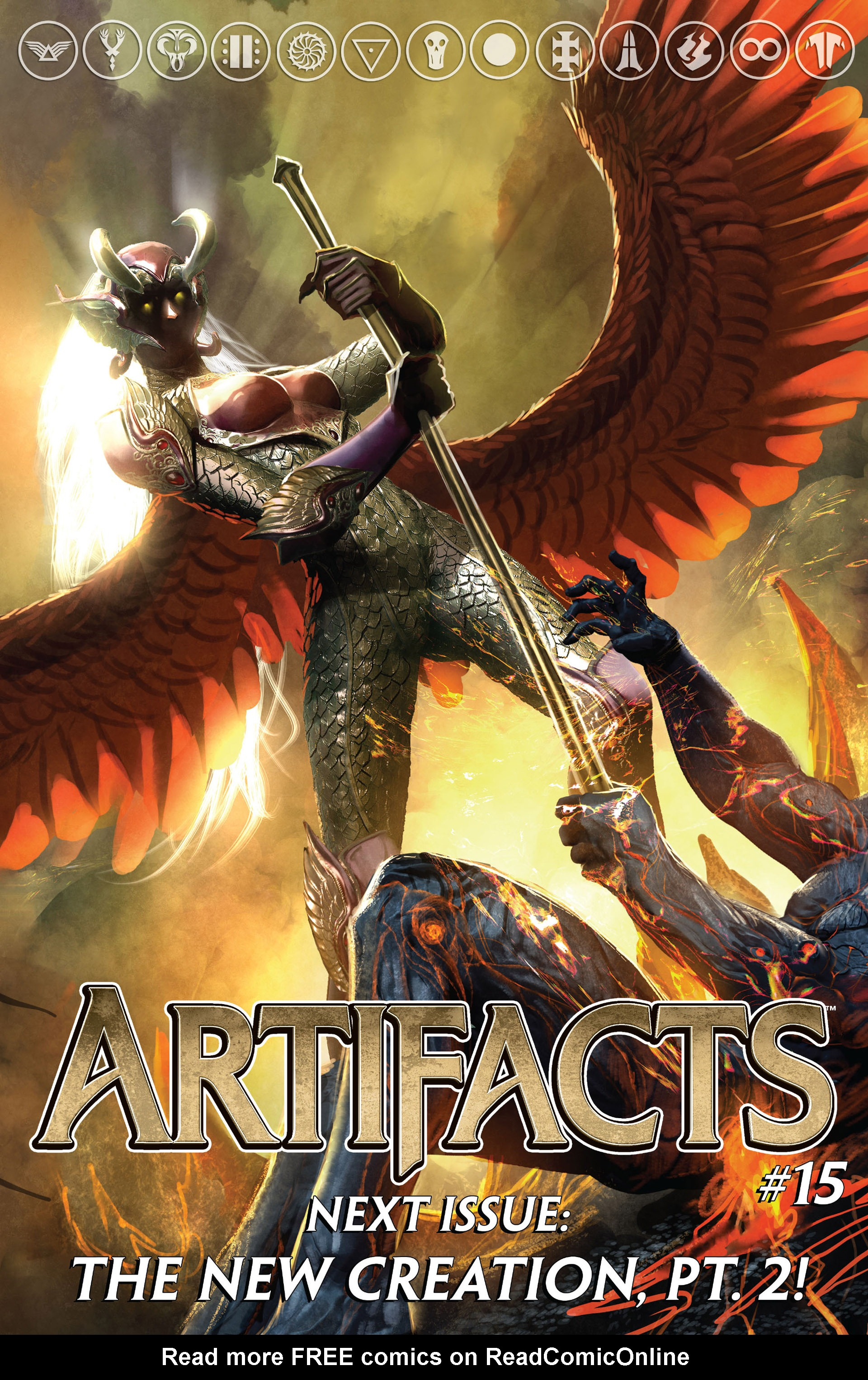 Read online Artifacts comic -  Issue #14 - 27