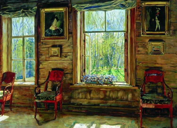 Gods and Foolish Grandeur Interiors by Stanislav Zhukovsky