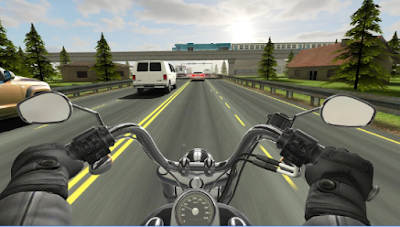 Traffic Rider Mod Apk Unlimited Money and Key Terbaru