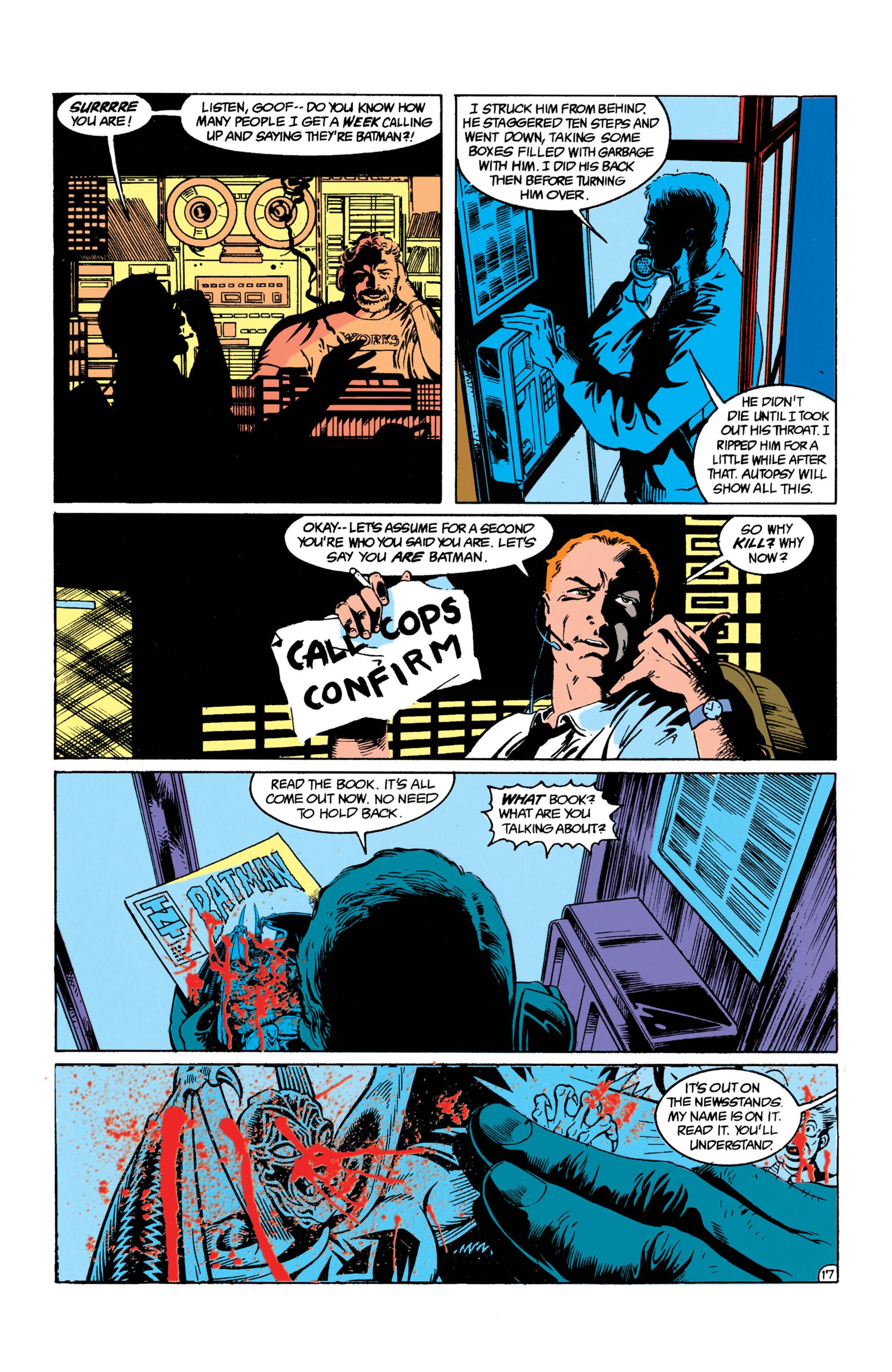 Detective Comics (1937) 622 Page 17