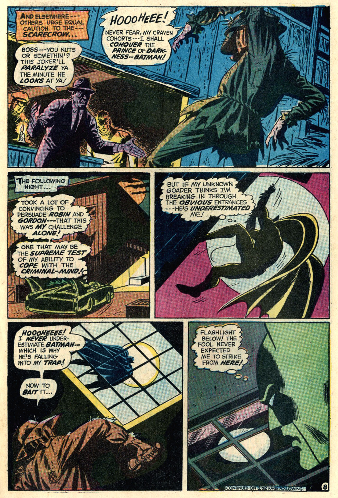 Detective Comics (1937) 389 Page 10