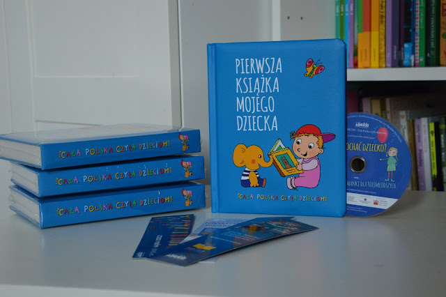 Pierwsza Książka Mojego Dziecka - konkurs!