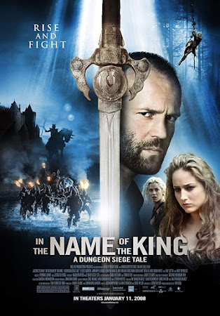 Poster Of In the Name of the King: A Dungeon Siege Tale 2007 In Hindi Bluray 720P Free Download