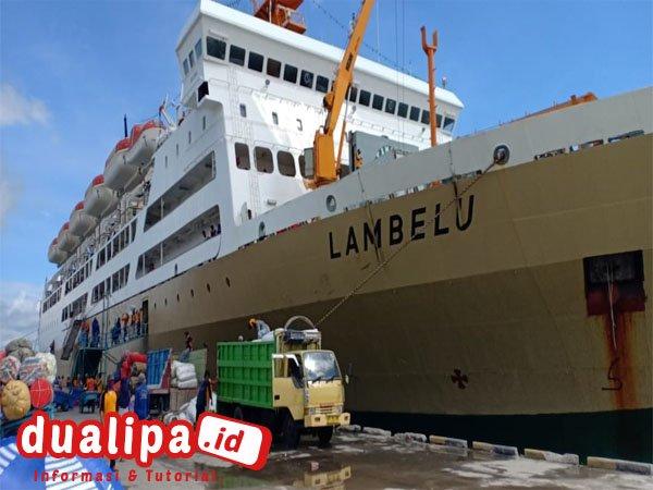 Jadwal Kapal Lambelu Bulan Oktober 2021