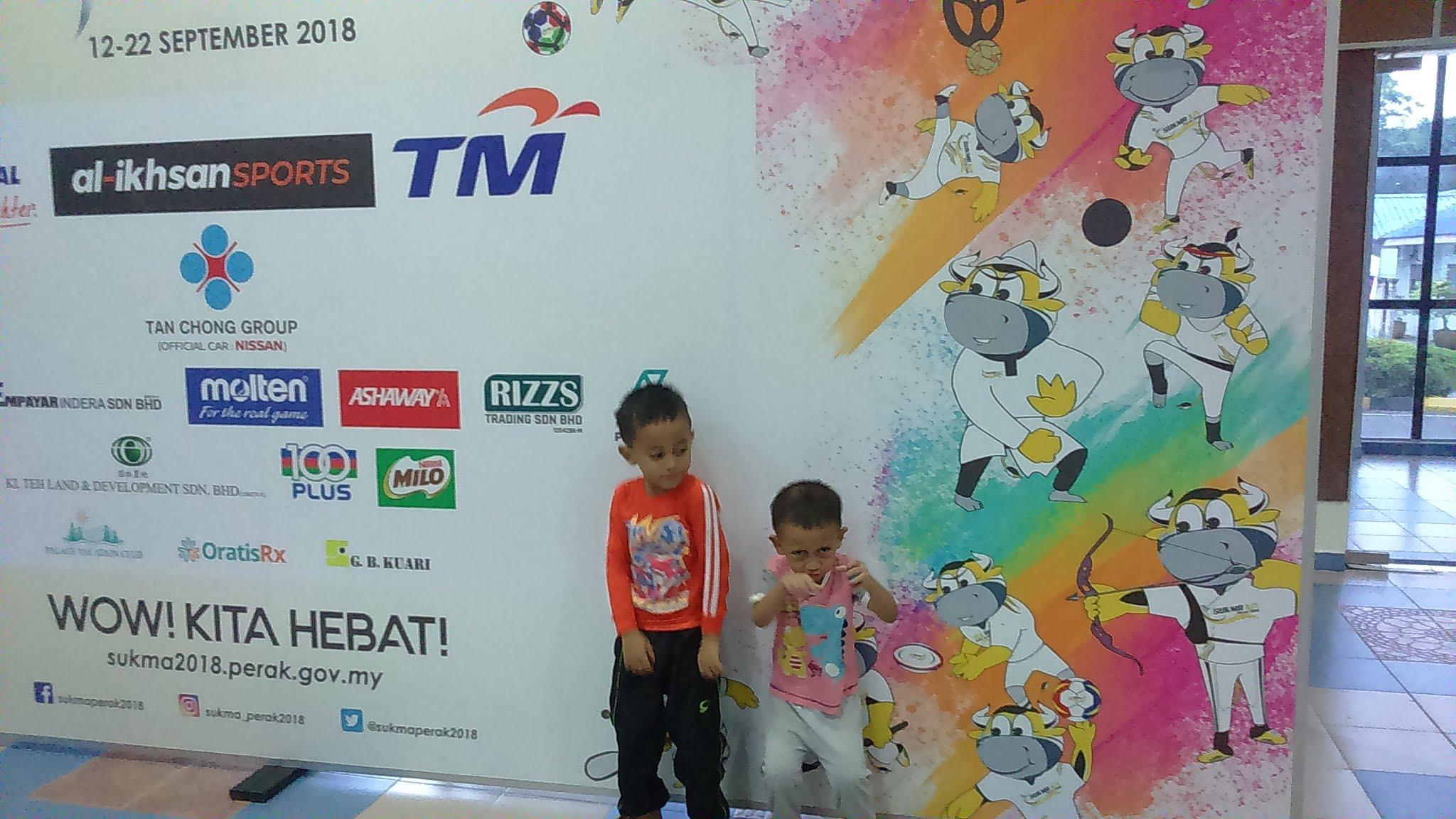 sukma perak 2018 results keputusan sukma perak 2018 Sukma Games Muay sukma johor 2020 maskot sukma johor 2020