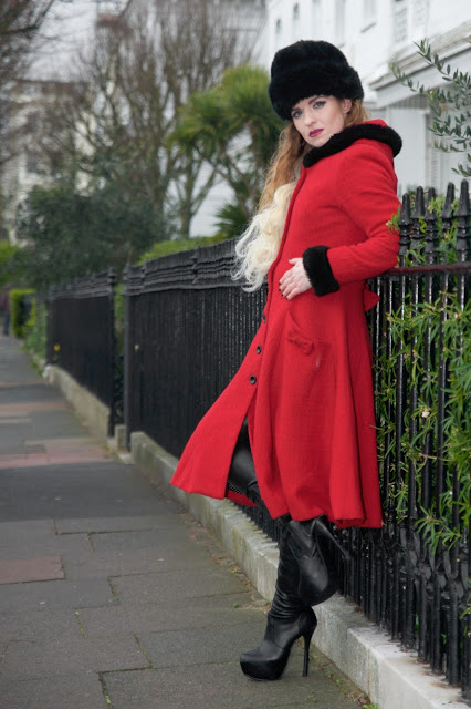 red coat lifestyle railings