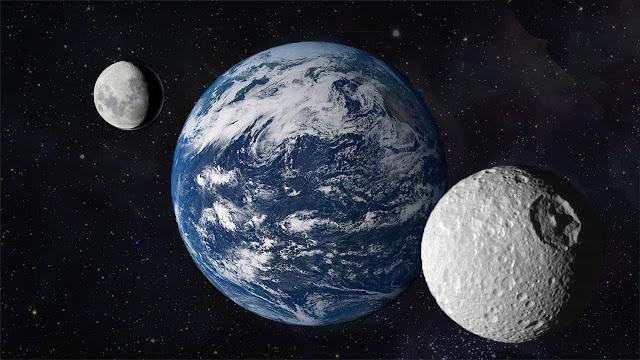 Descubren mini-Luna que orbita junto a la Tierra