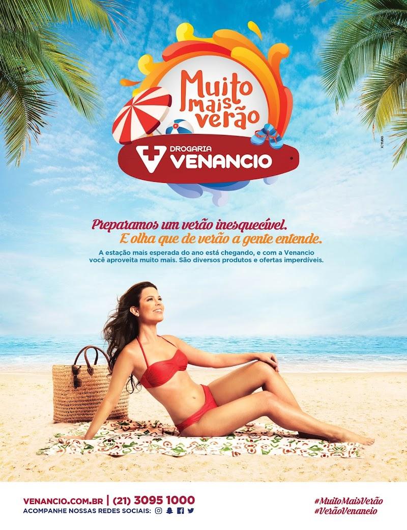 Drogaria Venancio lança Campanha de Verão