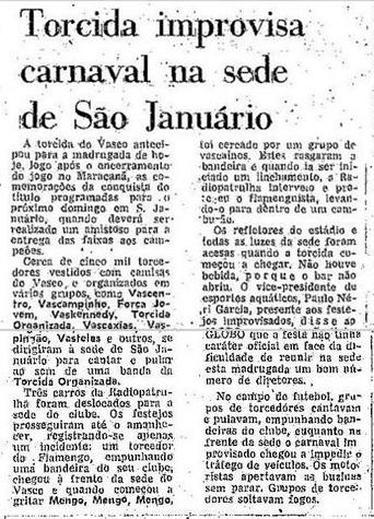Torcidas do Vasco  VASCENTRO ae14a631bc06e