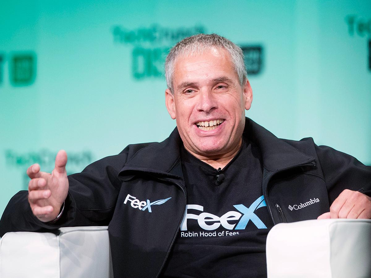 TOP 9 -Uri Levine, 51 tuổi, người sáng lập, Waze