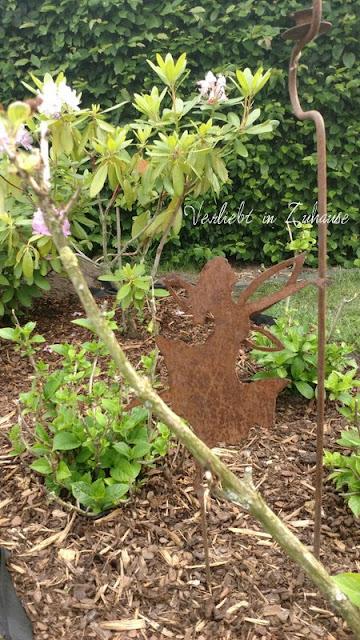 Fotoprojekt 2in1 Bildbearbeitung Gartendeko Photoblend bzw Doppelbelichtung