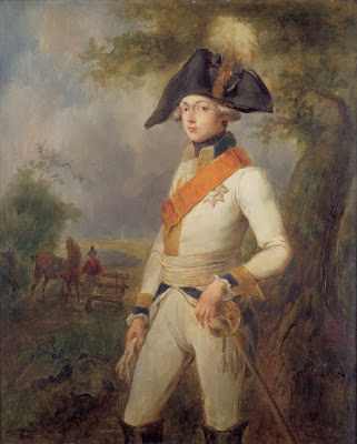 Prince Louis Charles of Prussia by Edward Francis Cunningham, 1786