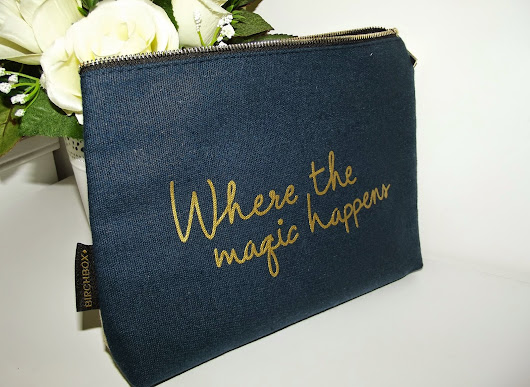 "La Birchbox ""Where the magic happens"""