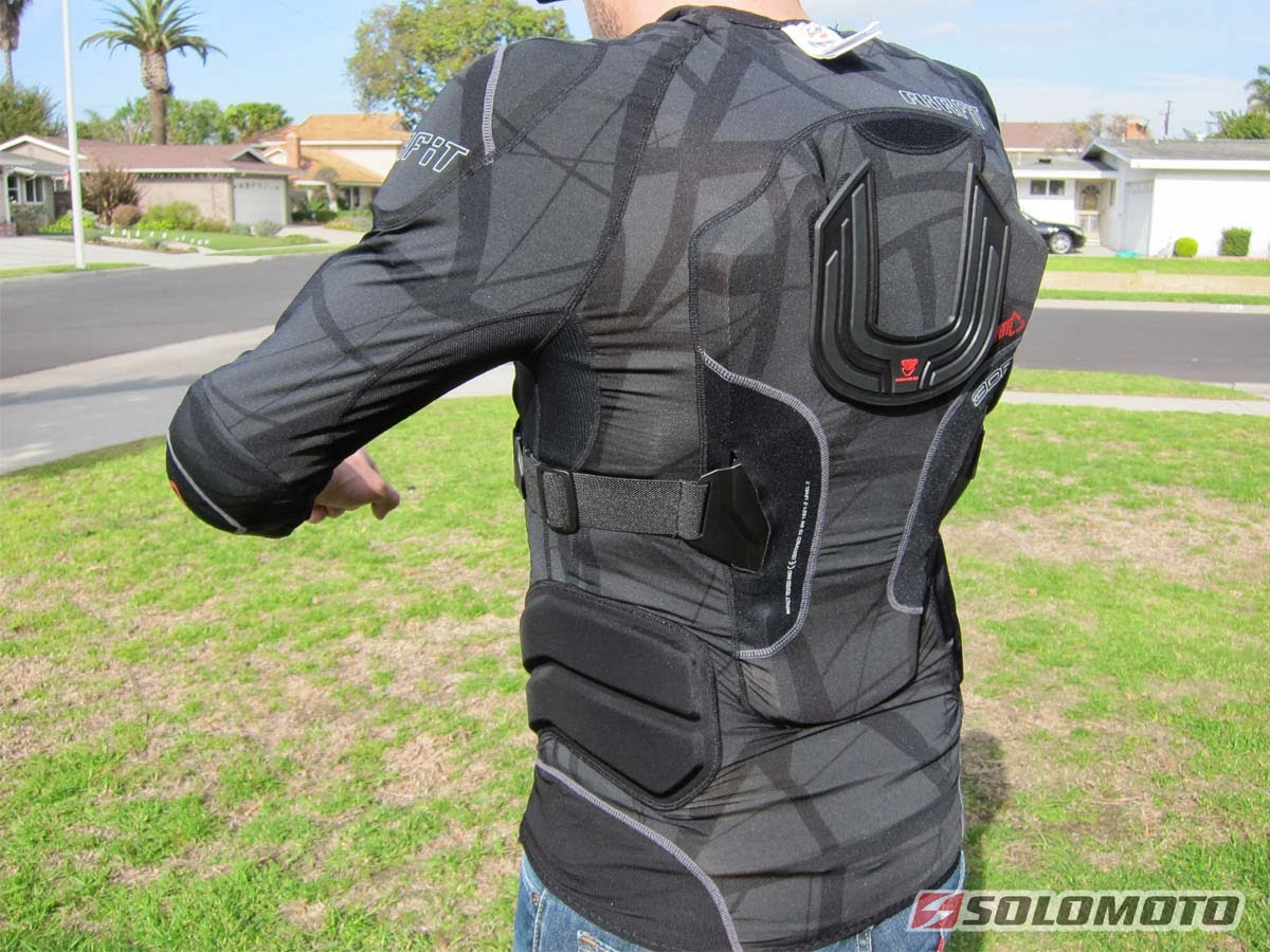 Leatt 3df Airfit Body Protector First Look Knee Protecor