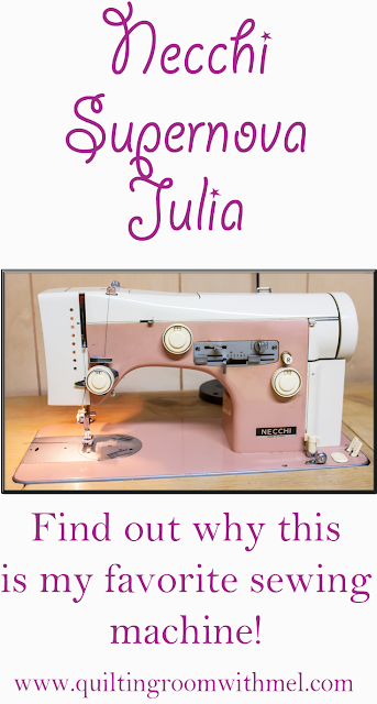necchi supernova julia sewing machine