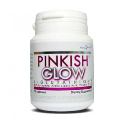 Pinkish Glow Capsule