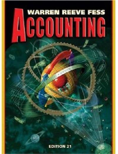 Free Download Solution Manual Principal Accounting Warren Reeve Fess