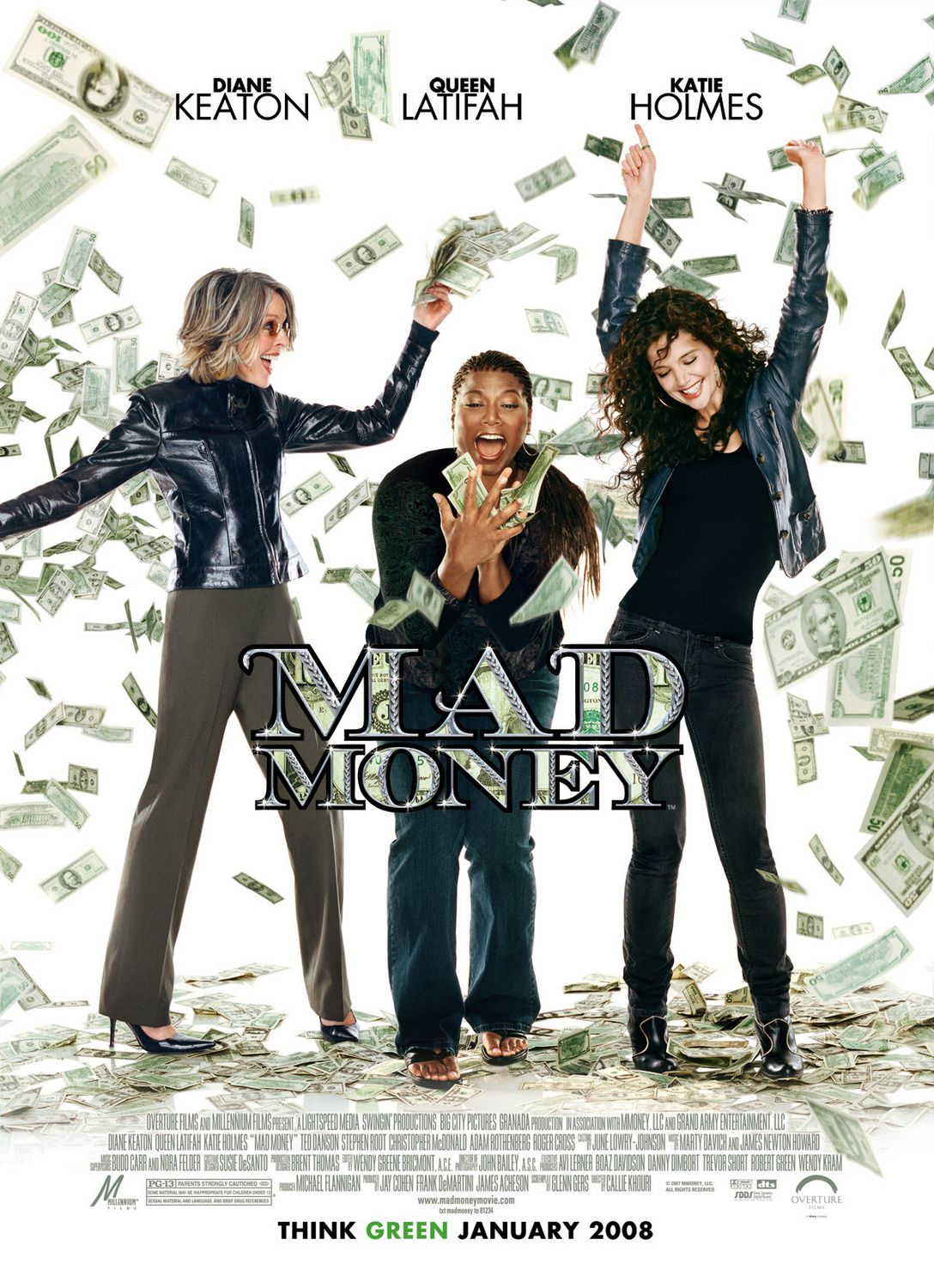 Mad Money (2008) ταινιες online seires xrysoi greek subs