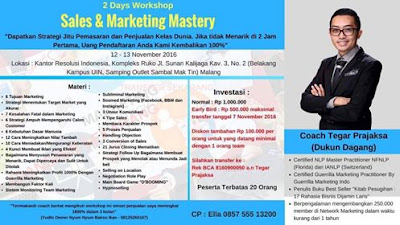 Sales & Marketing Mastery
