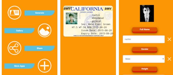 تطبيقات اندرويد لانشاء هوية مزورة او بطاقة بنكية وهمية لتاكيد حساب الفيسبوك