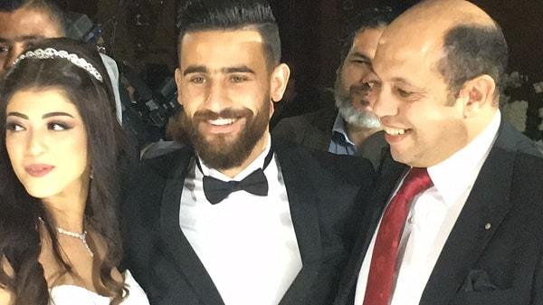 حفل زفاف نجم الزمالك باسم مرسى بمشاركة مشاهير الفن والرياضة