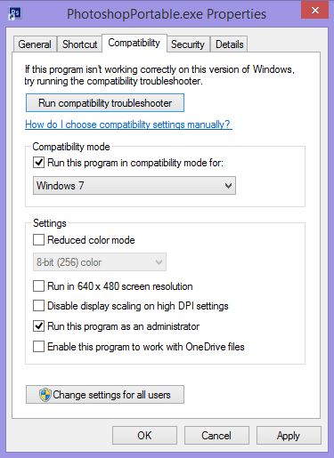 Compability Mode