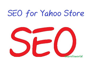 Search Engine Optimization (SEO) for Yahoo Store