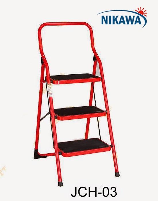 Thang ghế Nikawa 3 bậc JCH-03
