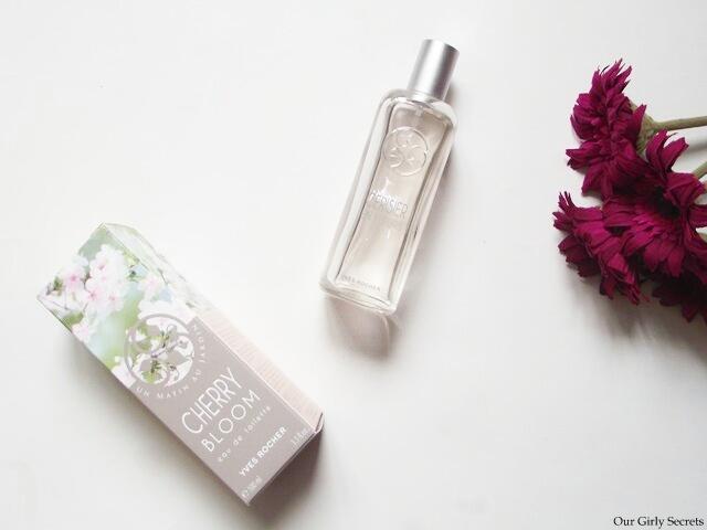 de plusieurs parfums dont muguet en fleurs, agrumes en fleurs, rose  fraîche, lilas mauve et celui dont on va parler aujourd\u0027hui Cerisier en  fleurs !