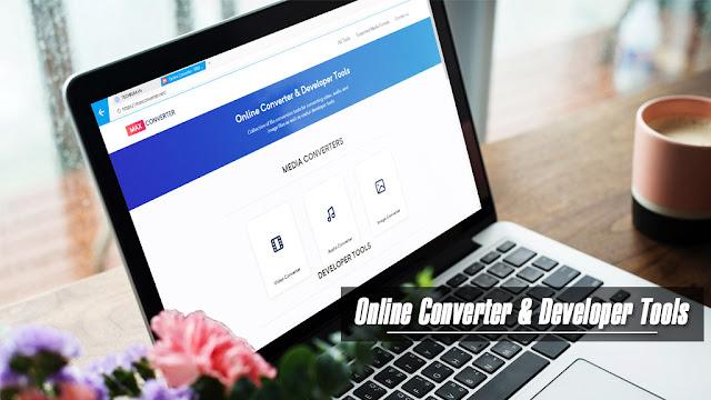 Max Converter - Công cụ hỗ trợ chuyển đổi định dạng video, âm thanh và hình ảnh trực tuyến miễn phí