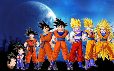 Todas as mortes de Goku