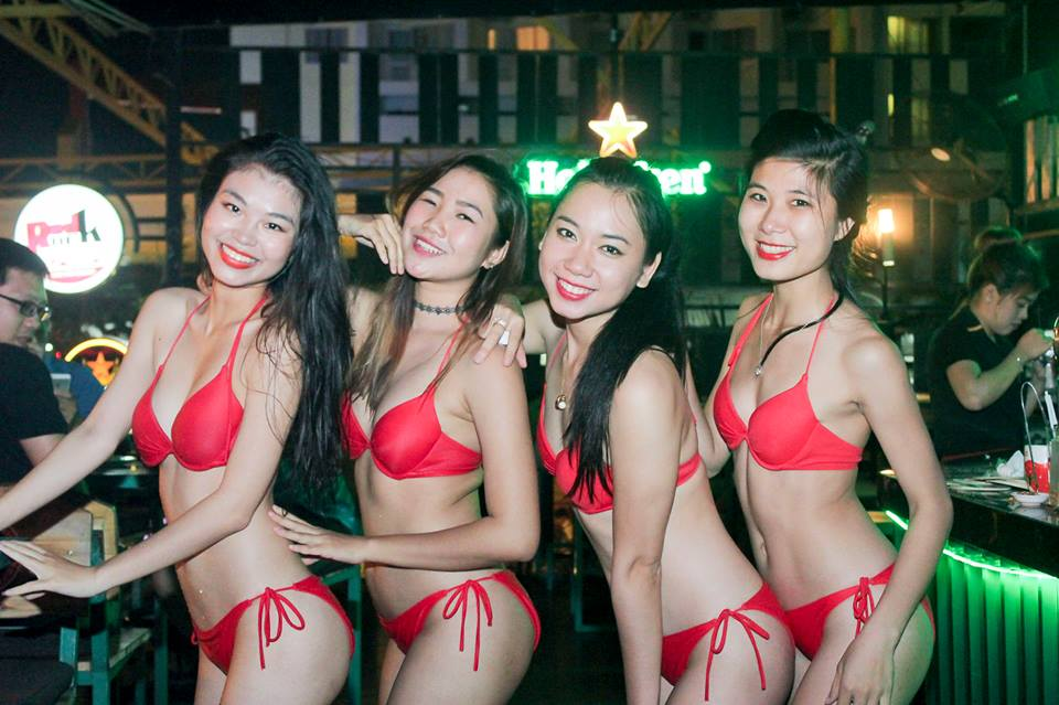 Vietnam bar girls