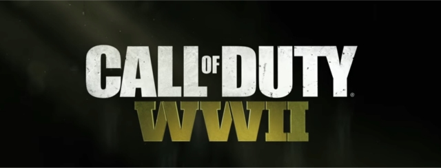 Call of Duty WW2 Logo
