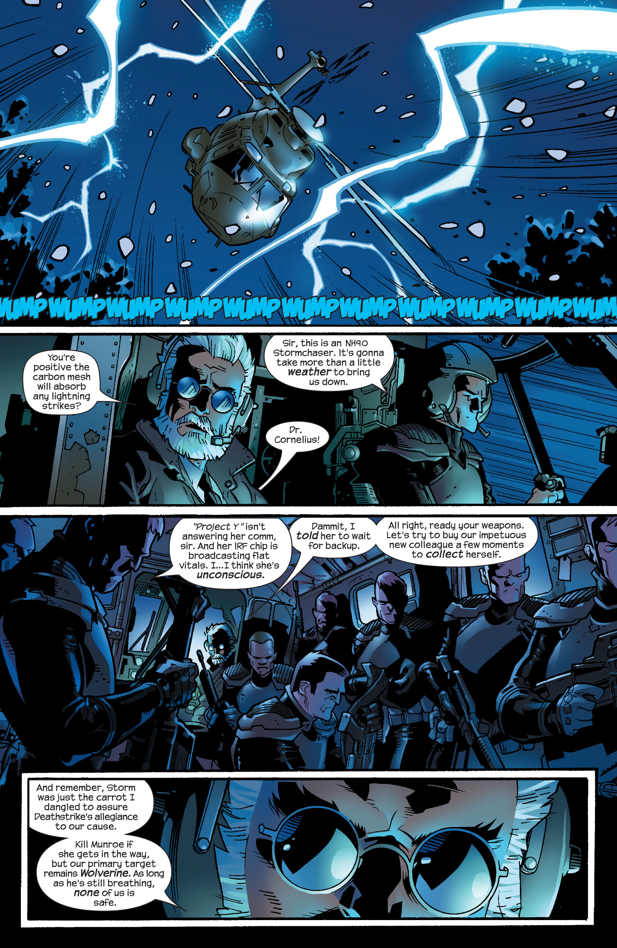 Read online Ultimate X-Men comic -  Issue #60 - 13