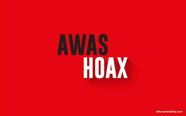 Apa Itu Scam, Spam dan Hoax