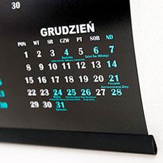 Kalendarz ze zdjęciami - własne zdjęcia w kalendarzu