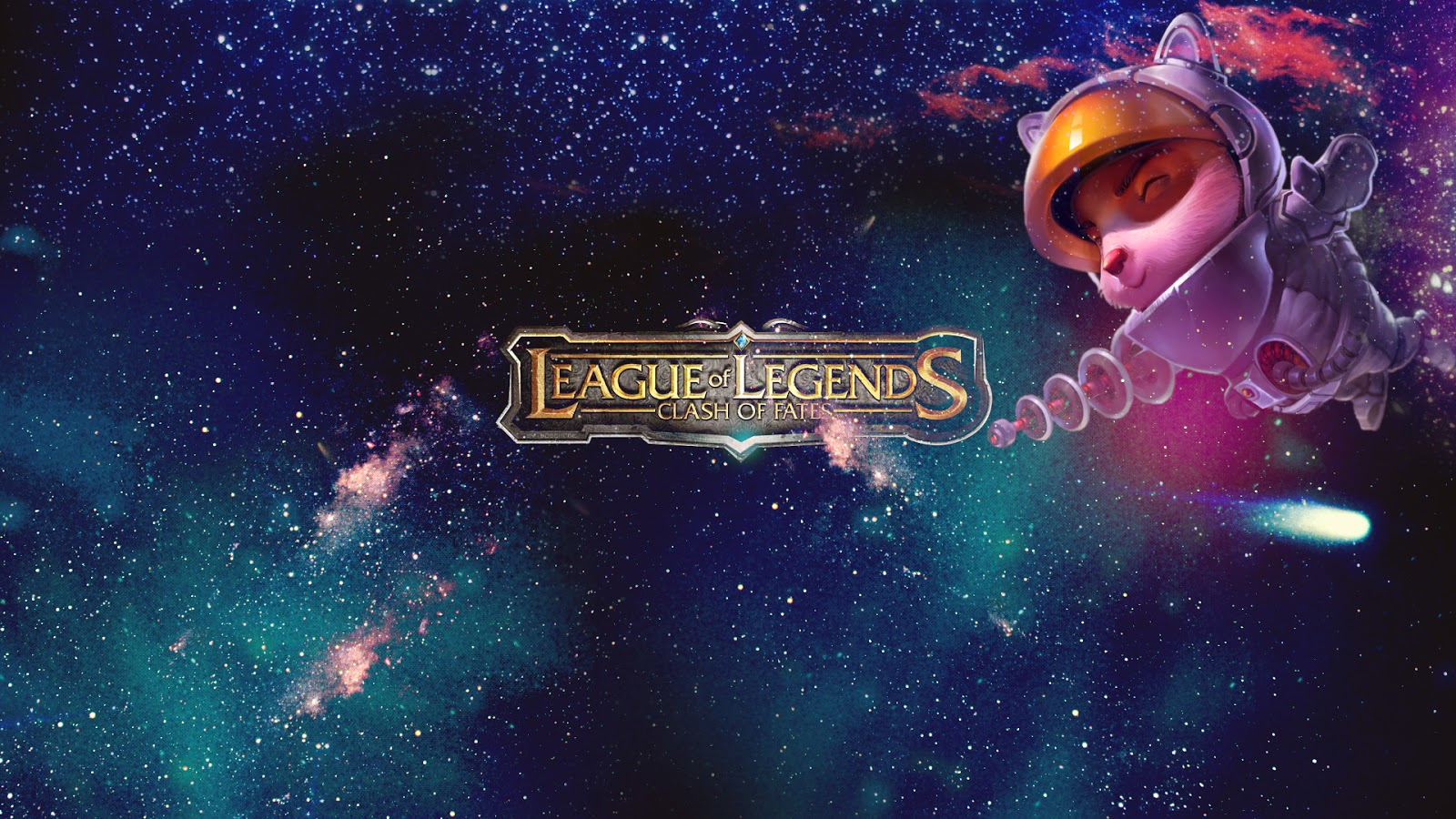 Teemo League of Legends Wallpaper, Teemo Desktop Wallpaper