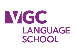 VGC Language School Logo Vector
