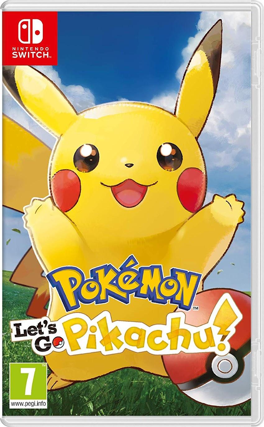 Pokémon: Let's Go, Pikachu! e Pokémon: Let's Go, Eevee! - Compralo Su Amazon