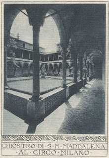 circo romanao milano impero cappuccio