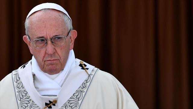 Papa pide 'compromiso activo' y 'diálogo' en Nicaragua