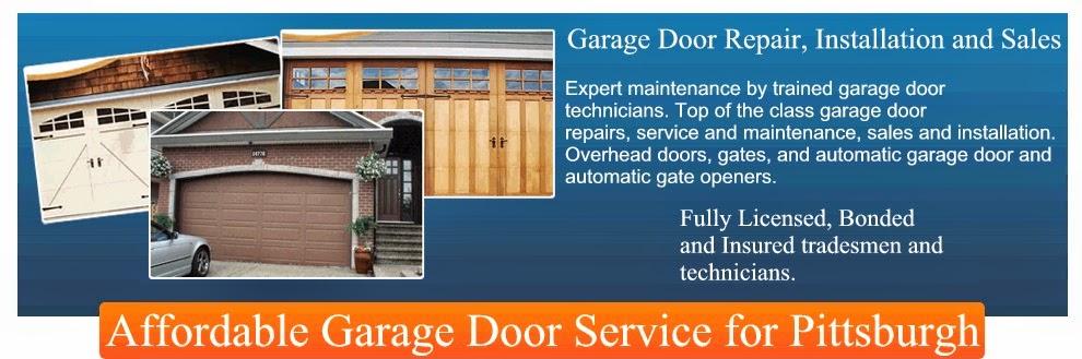 Premier Pittsburgh Garage Door Repair on furnace repair pittsburgh, electrical repair pittsburgh, appliance repair pittsburgh,