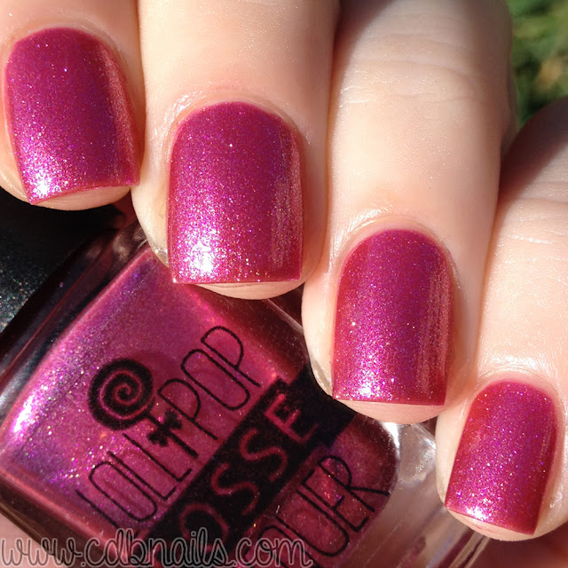Lollipop Posse Lacquer-A String Somewhere