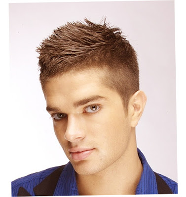 Cool Short Hairstyles For Men 2016 Picture