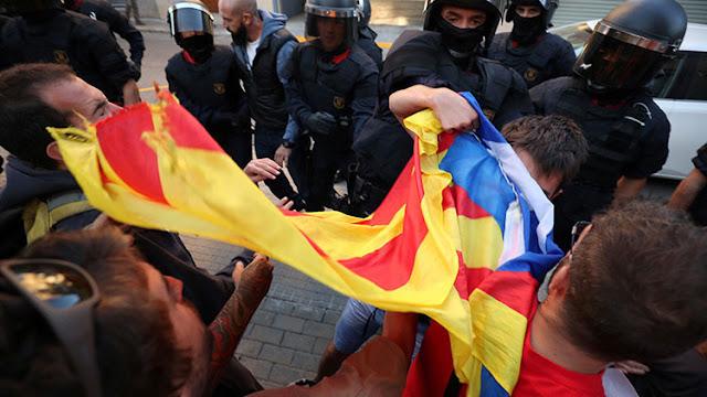 """Académicos norteamericanos: """"El nivel represivo en Cataluña no se veía desde la dictadura de Franco"""""""