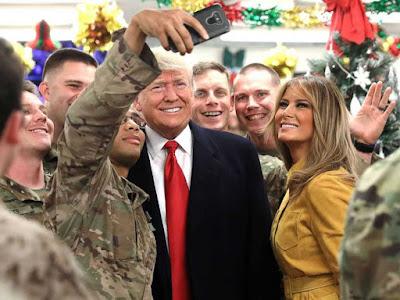 President Visited Iraq