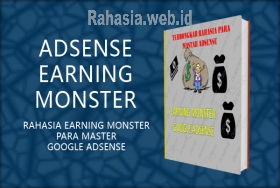 Rahasia Adsense Earning Monster