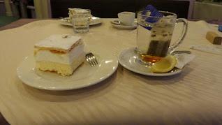 Cake Bled lake